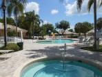 Main Pool Area, Spa, Kiddy Pool, Play area, BbbQ Area,