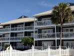 Summer Breeze is a charming 35 unit condominium with easy beach access.
