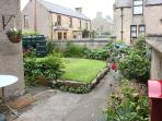 Garden at front of property, safe and secure for children or animals