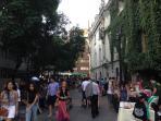 Tiendas de arte, antigüedades y mucho más en Barrio Lastarria.
