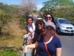at Rio Tarcoles