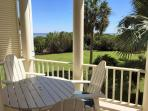 1st fl Porch View