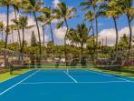 Makahuena Tennis Court