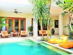 Villa Orange By Bali Villas Rus - Cozy 2BR Close Living in Central Seminyak