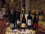 Wine Tasting at The Chateau de Rosnay