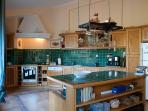 Large full-equiped kitchen