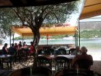 Snack bar Pržina - closest restaurant from the house (70 meters)