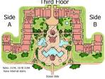 3rd floor resort layout
