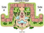 2nd floor resort layout