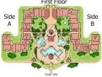 1st floor resort layout
