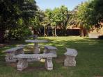 common area private garden