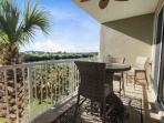 Private Balcony off Living Area