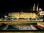 Caen by night