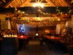 Christmas Party Barn