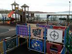 playground 5 min walk