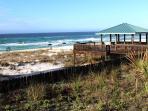 Gulf Winds East Private Beach Access