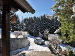 Winter at Rogla Lodge