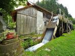 Watermill near Boharina