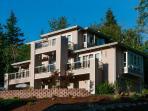 Unique, stunning, Pacific Northwest style Lake Whatcom Villa!
