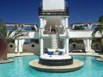 VIP Access to pools and parties