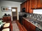 3 bedroom side fully equipped kitchen.