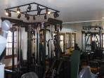 The Preserve Resort workout facility
