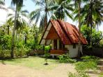 One room bungalow with Airconditioning