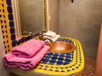 Bathroom In Terrace Room