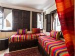 The Bedroom 4 Abja suite sitting room or extra bed