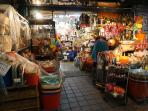 Shimokitazawa area has a lot of traditional, pretty shops.