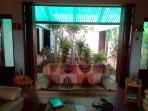Salon et jardin interieur