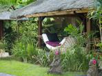 Hammock to relax Bali style