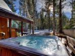 1113 Aravaipa Pool Table & Hot Tub