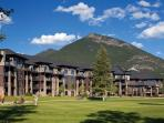 Surround yourself with Rocky Mountain views at the Copper Point Resort