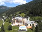 Complex on the sunny side of the valley. Apartment facing south west!