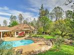 Come escape to this peaceful Redding vacation rental home!