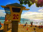 Beautiful Waikiki Beach!