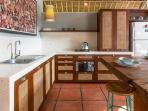 Gourmet Kitchen with everything you will require for an enjoyable holiday