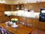 Kitchen & Dining Room.