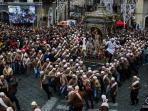 Festa patronale San Sebastiano, Acireale