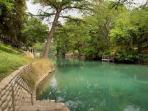 Private Condo Access into Comal River