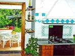 10 Il Postino kitchen terrace