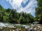 Río Huentetelufü.