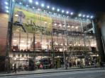 Festival Theatre (1min). Scottish Ballet, Opera and the Edinburgh International Festival