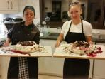 Some of our Private Chef helpers
