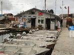 You can rent crabbing boats and supplies at the Garibaldi pier.