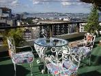 Vista de hotel Santa Teresa