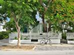 Caribbean Cottage ~ Duval Street Key West ~ Weekly Rental
