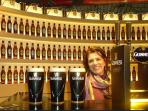GUINNESS BREWERY - 20 minute walk