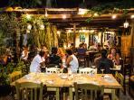 Nearby local taverna Raki, located 200 mt walk from villa